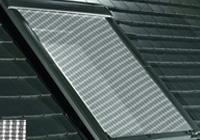 roto hitzeschutzrollo au en dachfenster rollos kaufen. Black Bedroom Furniture Sets. Home Design Ideas