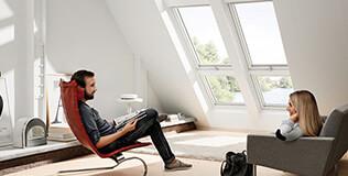 Sehr Dachfenster kaufen | Dachflächenfenster bis 30% Rabatt NC48