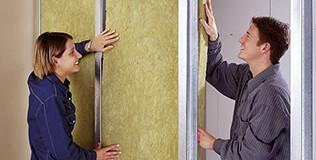 Fassadendämmung steinwolle verarbeitung