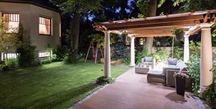 Holzpavillons kaufen gartenlauben bis 6 rabatt benz24 - Offenes gartenhaus ...