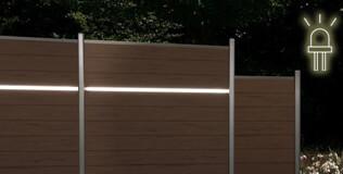 traumgarten sichtschutzzaun zubeh r g nstig kaufen. Black Bedroom Furniture Sets. Home Design Ideas