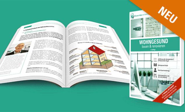 Wohngesund bauen & renovieren