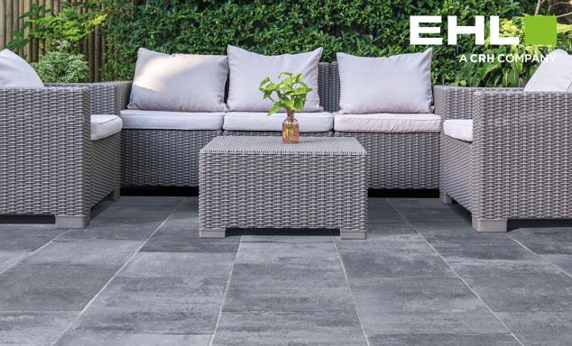 EHL Terrassenplatten