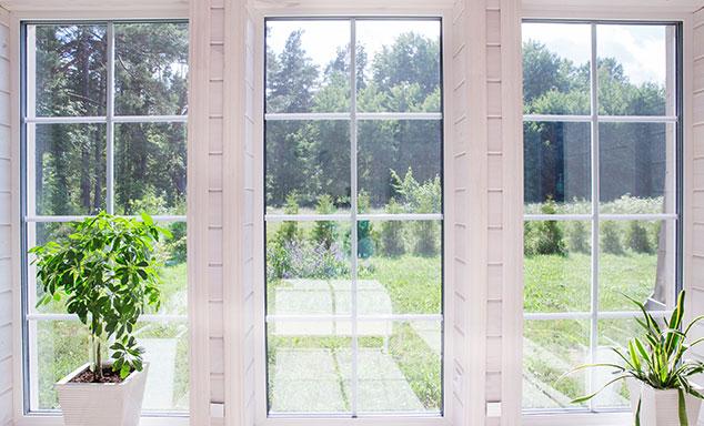 Sichere Fenster