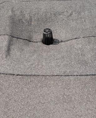 Entwässerung für Flachdächer