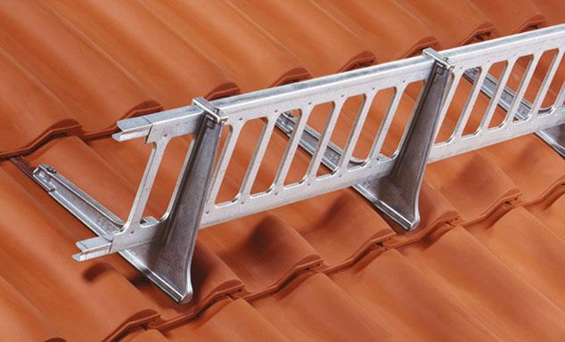 Sicherheit mit Dachsystemen von HEUEL