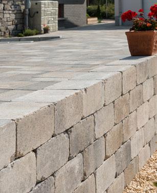 Gartenmauern