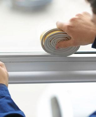 Tür- und Fensterdichtungen