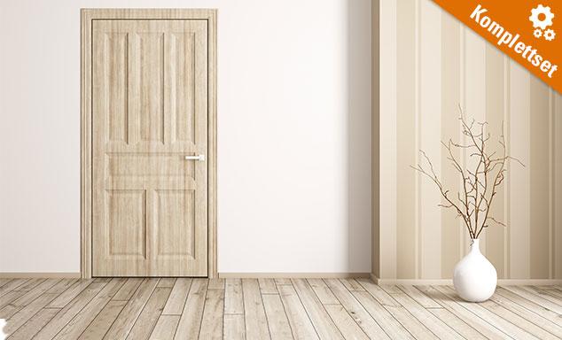 Zimmertüren als Komplettset