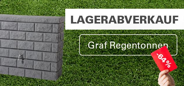 SALE: GRAF Regentonnen