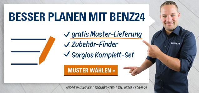 Besser planen mit BENZ24