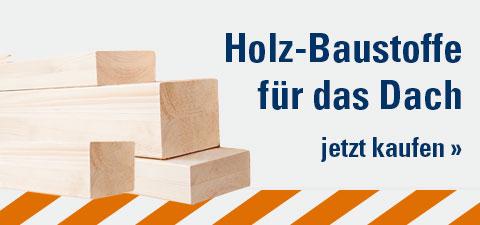 Holz-Baustoffe für das Dach