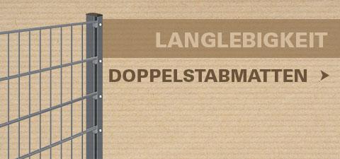 Doppelstabmatten