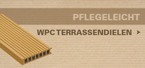 WPC Terrassendielen