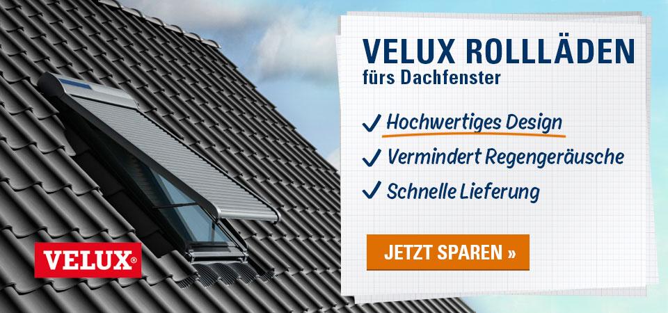 VELUX Dachfenster Rollläden