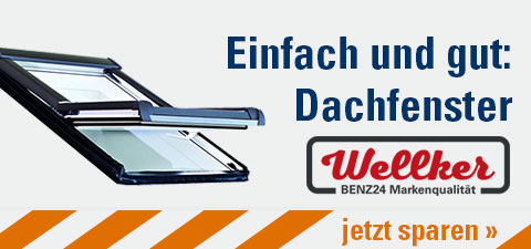 Wellker Dachfenster