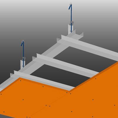 4 m glichkeiten f r schalld mmung einer decke. Black Bedroom Furniture Sets. Home Design Ideas