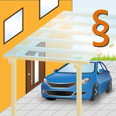 Carport Baugenehmigung – Dies ist zu beachten