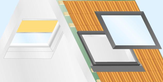 dachfenster ausbauen dachfenster montage einbau austausch velux with dachfenster ausbauen. Black Bedroom Furniture Sets. Home Design Ideas