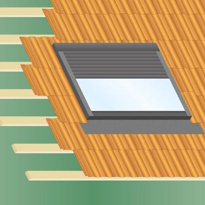 Dachrenovierung und -sanierung