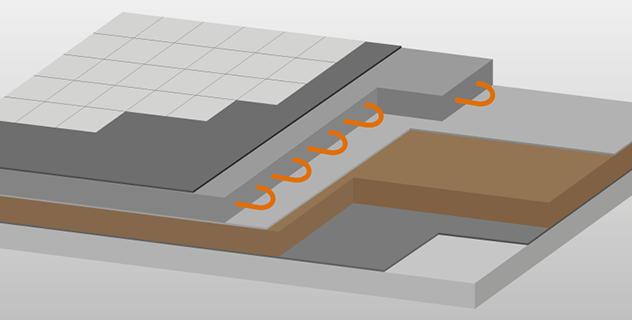 Fußboden Um 2 Cm Erhöhen ~ Wie sieht der fußbodenaufbau mit einer fußbodenheizung aus