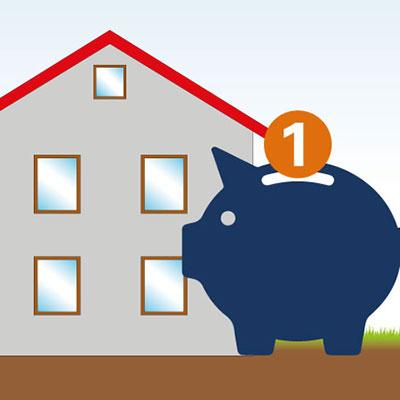 Hausfinanzierung: Bausparvertrag oder Kredit?