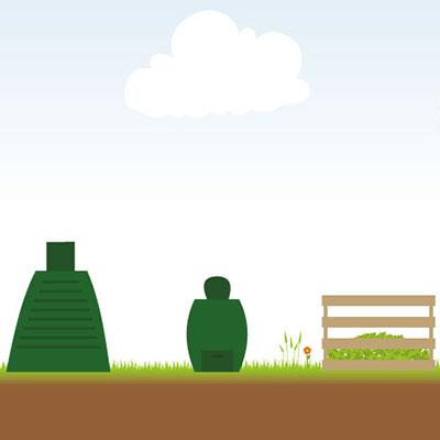 Thermokomposter, Schnellkomposter oder offener Komposthaufen?