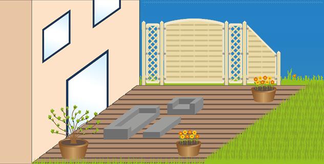 Welches Holz Für Terrasse Und Sichtschutz