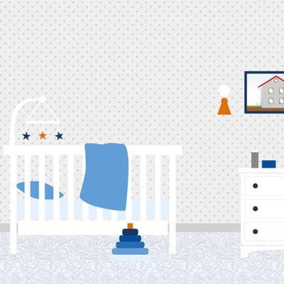 Wohngesundes Kinderzimmer