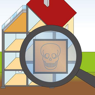 Wohngifte in Innenräumen vermeiden