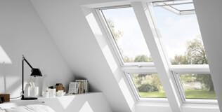 Dachfenster velux  VELUX Dachfenster GGU 0059 Schwingfenster Kunststoff Thermo-Star