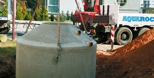 Aquaroc Regenwasseranlagen