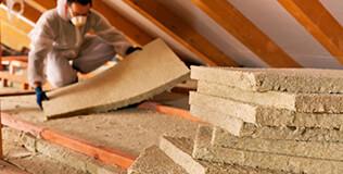 Bauder Dachbodendämmung