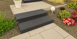 wellker blockstufe anthrazit benz24. Black Bedroom Furniture Sets. Home Design Ideas