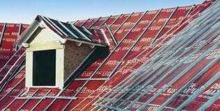 Unterdeckbahn Dachdämmung Zubehör