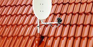 Antenne Dachdurchführung