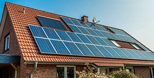 Dachdurchführung Solar