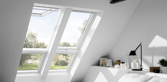 velux elektro dachfenster ggl 206821 holz energie wei. Black Bedroom Furniture Sets. Home Design Ideas