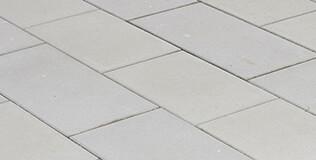 EHL Gehwegplatten Grau Cm Gefast BENZ - Betonplatten 40x40x5 grau
