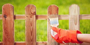 Holzschutzmittel außen