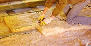 ISOVER Dachbodendämmung