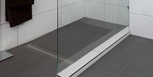 Schlüter-Systems Duschelemente