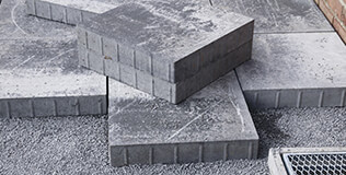 40x40 cm Terrassenplatten