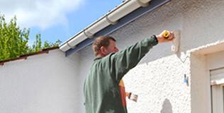 Fassadenfarbe hellgrau  TexColor Fassadenfarbe CM385, hellgrau | BENZ24