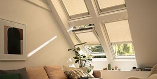 Jalousien Für Velux Dachfenster.Velux Sonnenschutzrollos Günstig Kaufen Benz24