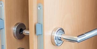 Zimmertür weiß holzmaserung  Westag-Getalit Innentür PortaLit Standard Ei424 Platineiche