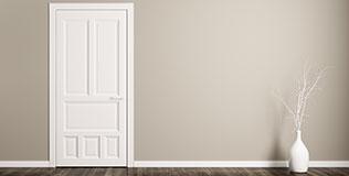 Zimmertüren weiss