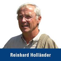 Privatdozent Dr. rer. nat. Reinhard Holländer