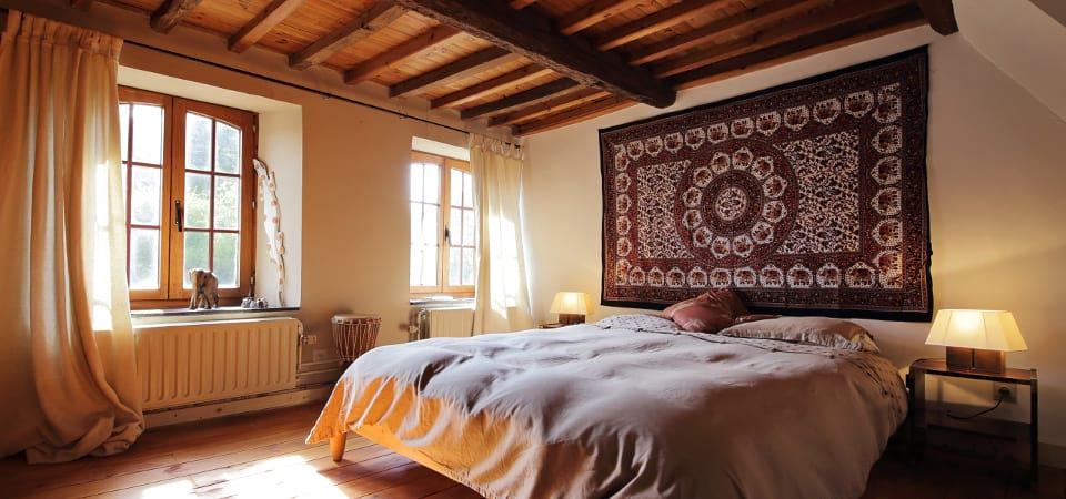 wohntipps raumgestaltung mit farbe. Black Bedroom Furniture Sets. Home Design Ideas