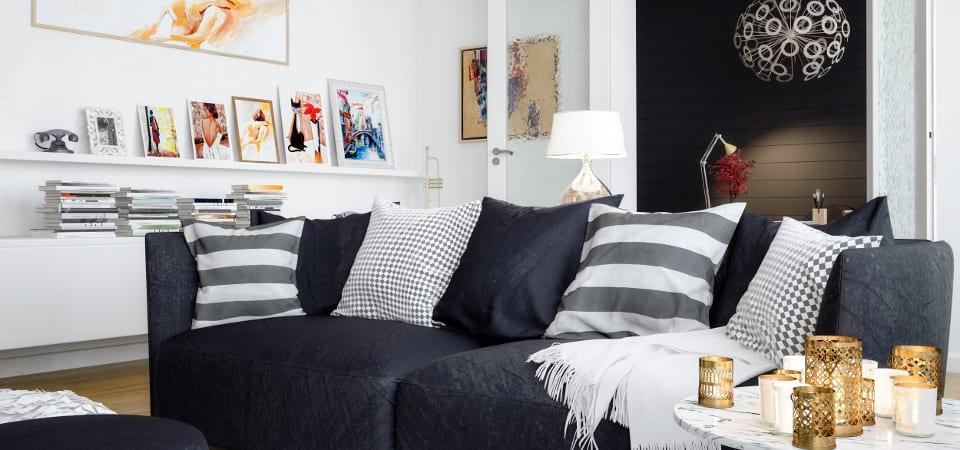 Wohntipps Raumgestaltung Mit Farbe
